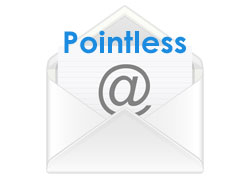 Pointless Letter